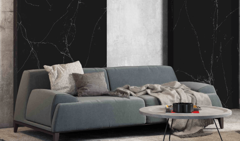 UNIQUE collection features a series of various surfaces for your home decor made of five different types of marble