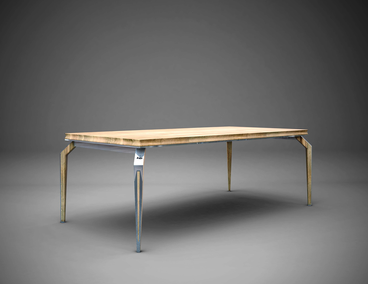 functional minimalist table