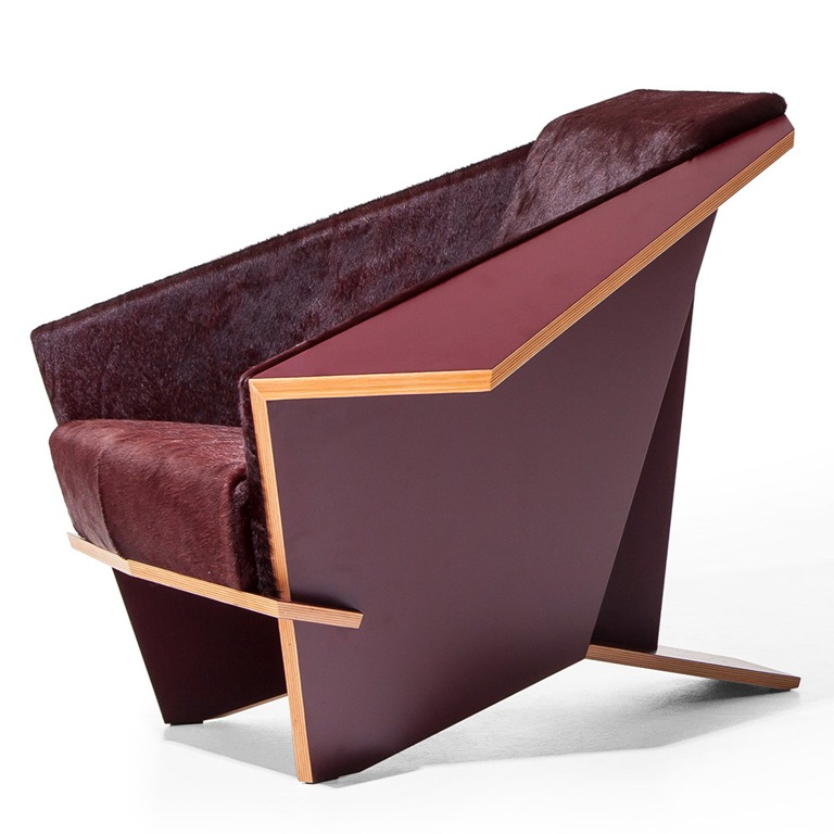 The chair is available in several colors and with short-hair leather, there are ony 450 items, hurry up to gte one