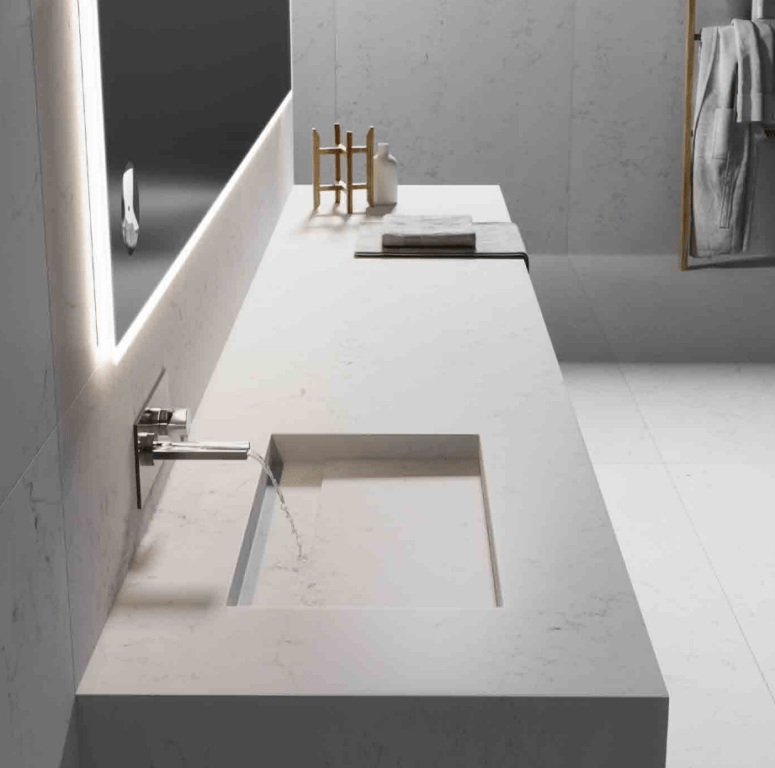 Marble brings a touch of luxury and timeless design to your space instantly