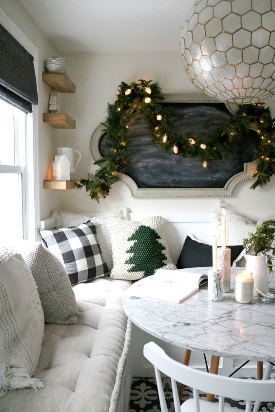 23 Hygge Christmas Home Decor Ideas Digsdigs