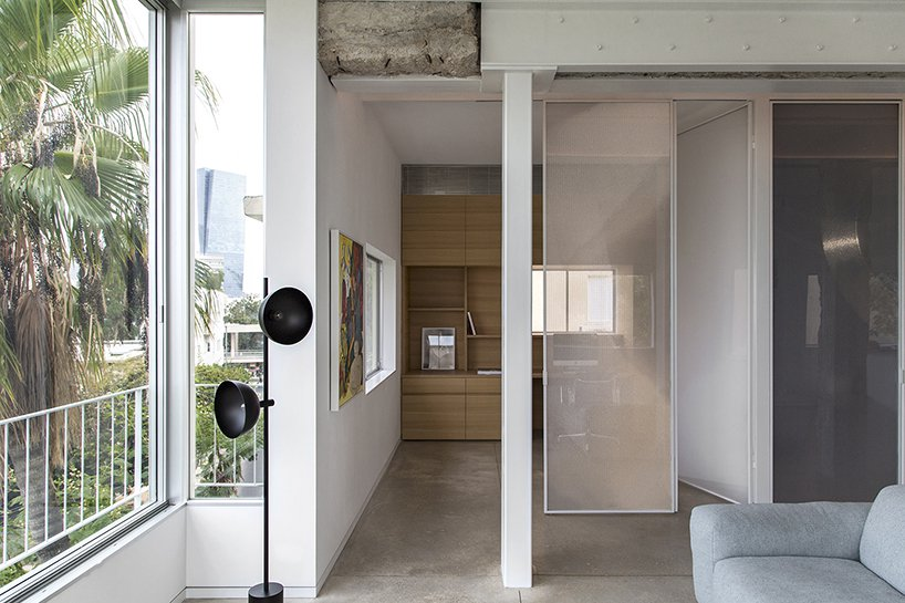 tiy home office hidden behind storage system