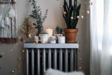 12 some twinkle lights over your space are right what you need to cozy up the space