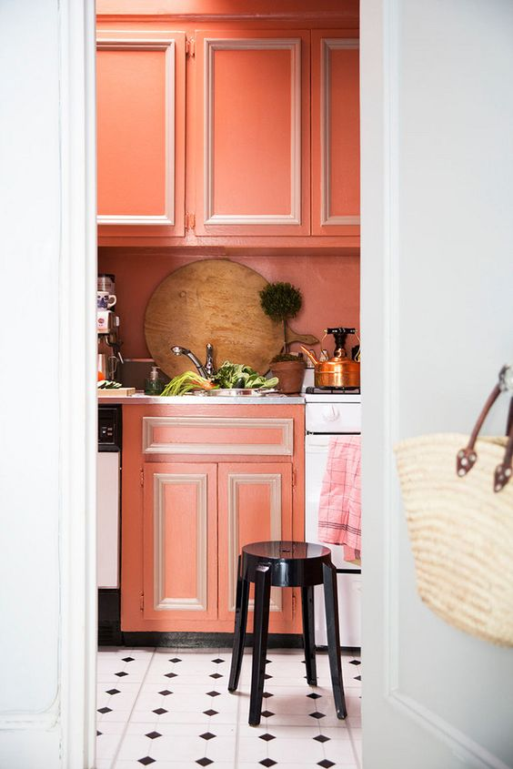 26 Ideas To Incorporate Living Coral Color Into Home Decor Digsdigs