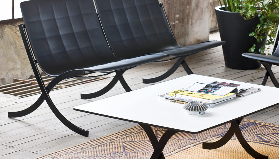 modern outdoor furniture for comfortable seating