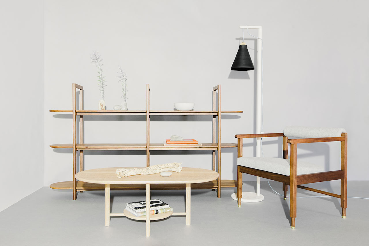 This is the latest collection by VOLK Furniture, it's laconic, contemporary meets minimalist and very stylish