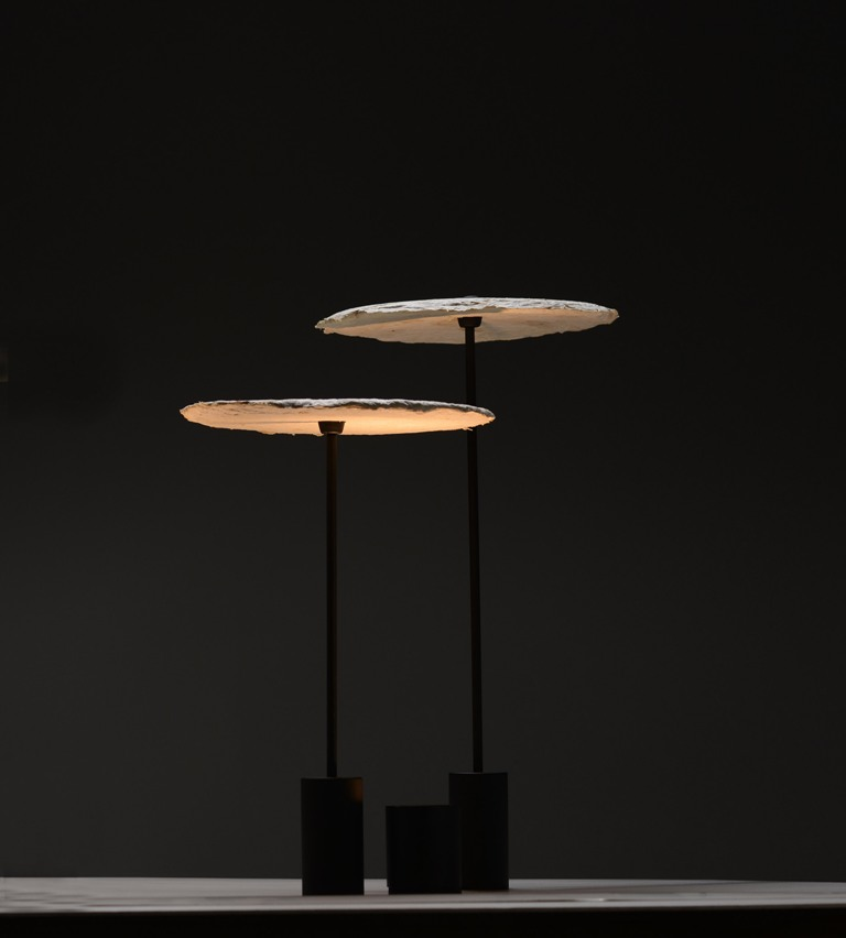 The lamps are eco-friendly as they are made with naturally occurring biological processes