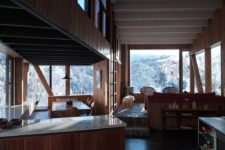 large open layout is perfect for mountain homes