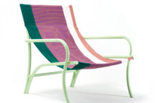 04 The chairs come in various bright colors and with awesome patterns