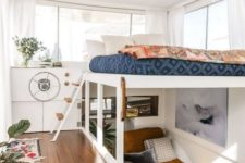 04 sleeping spaces are basics for every home, so design them first of all and only after that all the rest