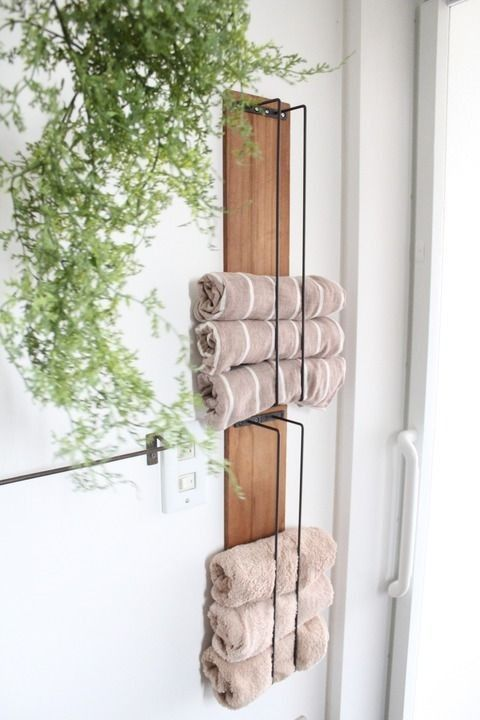 choose cool and soft towels for your bathroom and better try such towels yourself before placing them in the rental