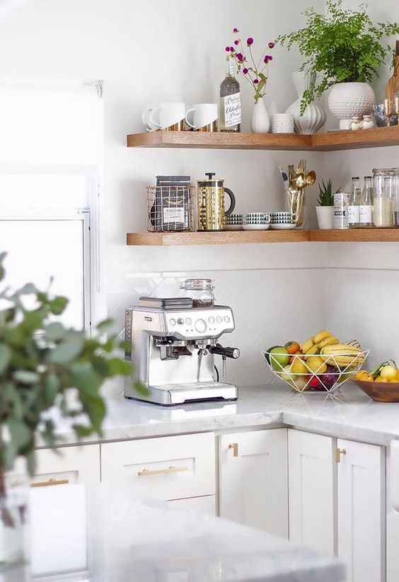 a coffee machine in your kitchen will make most of guests happy