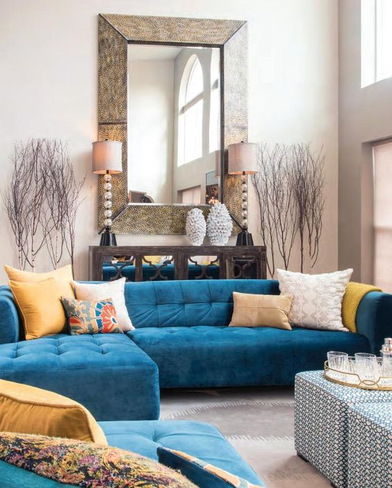 2019 Home Decorating Trends: 3 Home Decor Color Trends For 2019 And 25 Examples