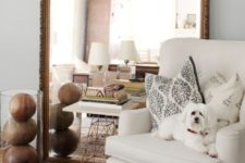 23 choose a frame according to your interior style or just add a sophisticated touch using vintage items