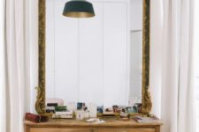 25 an entryway definitely needs a large mirror, it's a must here and it's time to go for one this year