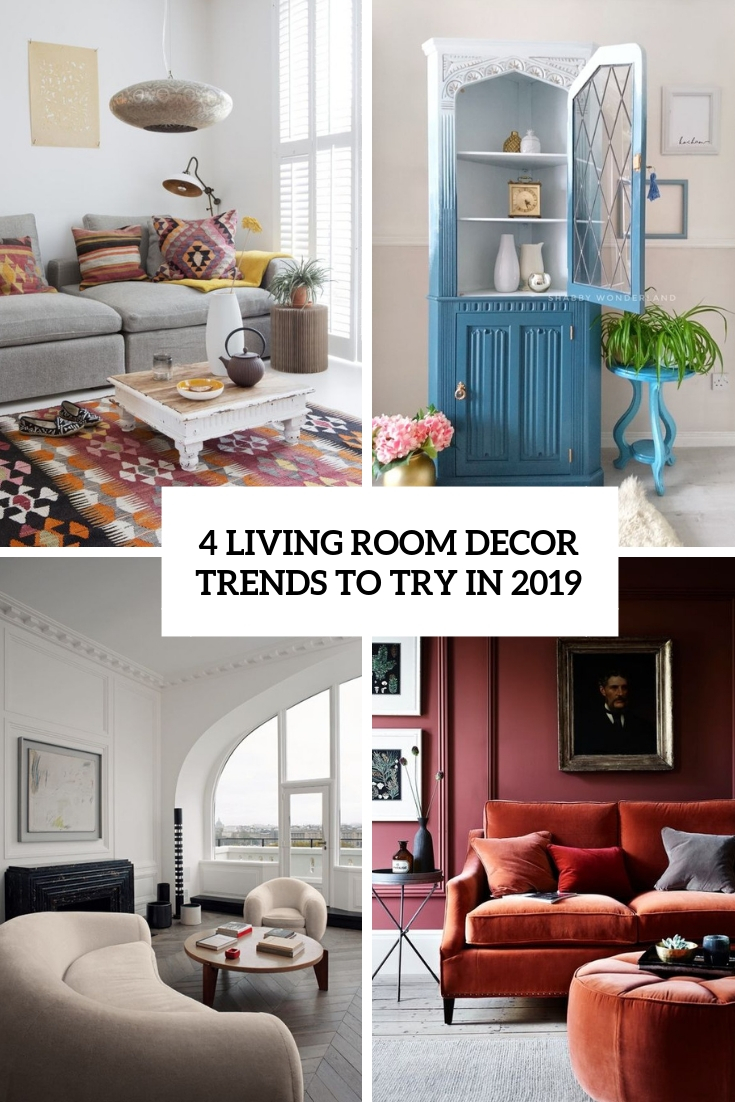12 Living Room Decor Trends To Try In 12 - DigsDigs