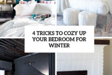 4 tricks to cozy up your bedroom for winter cover