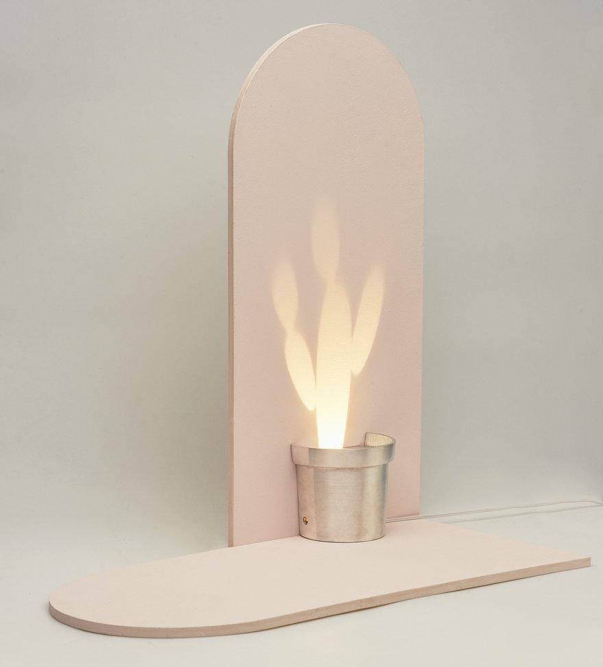 a quite unique table lamp design