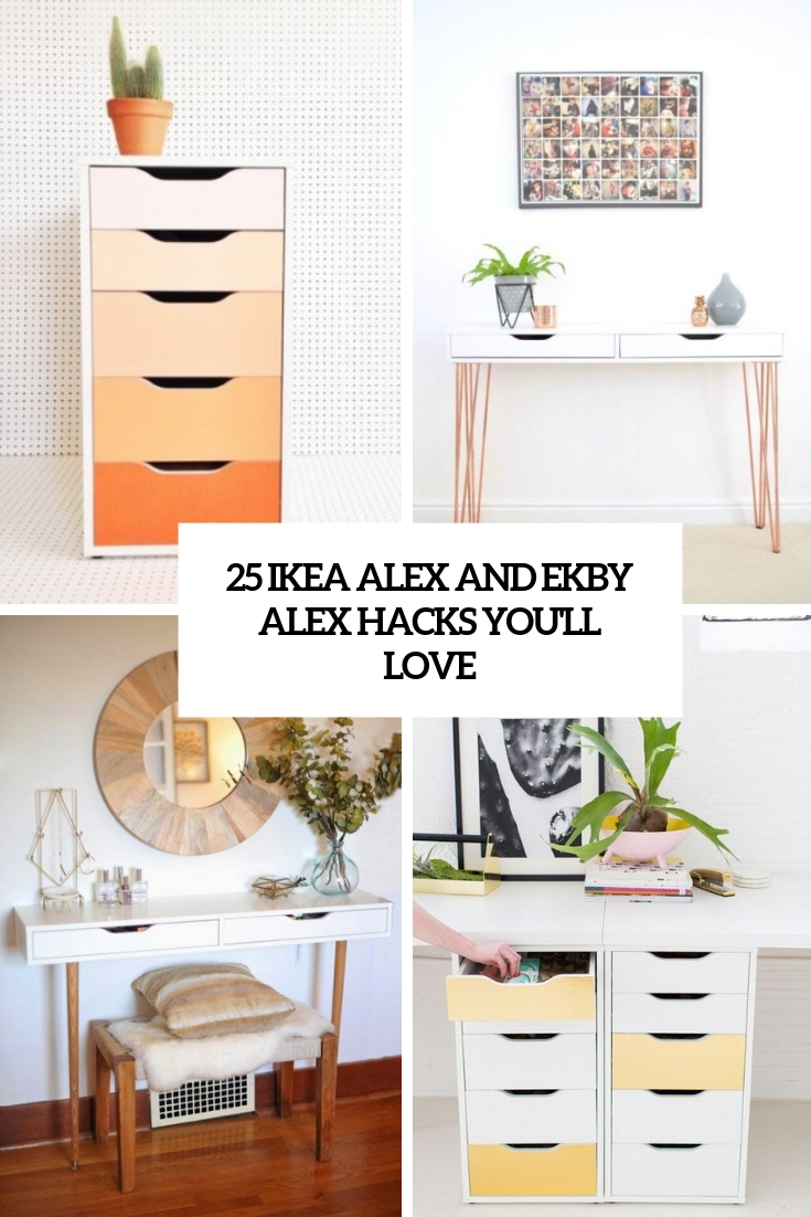25 IKEA Alex And Ekby Alex Hacks You'll Love