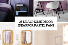 25 lilac home decor ideas for pastel fans cover