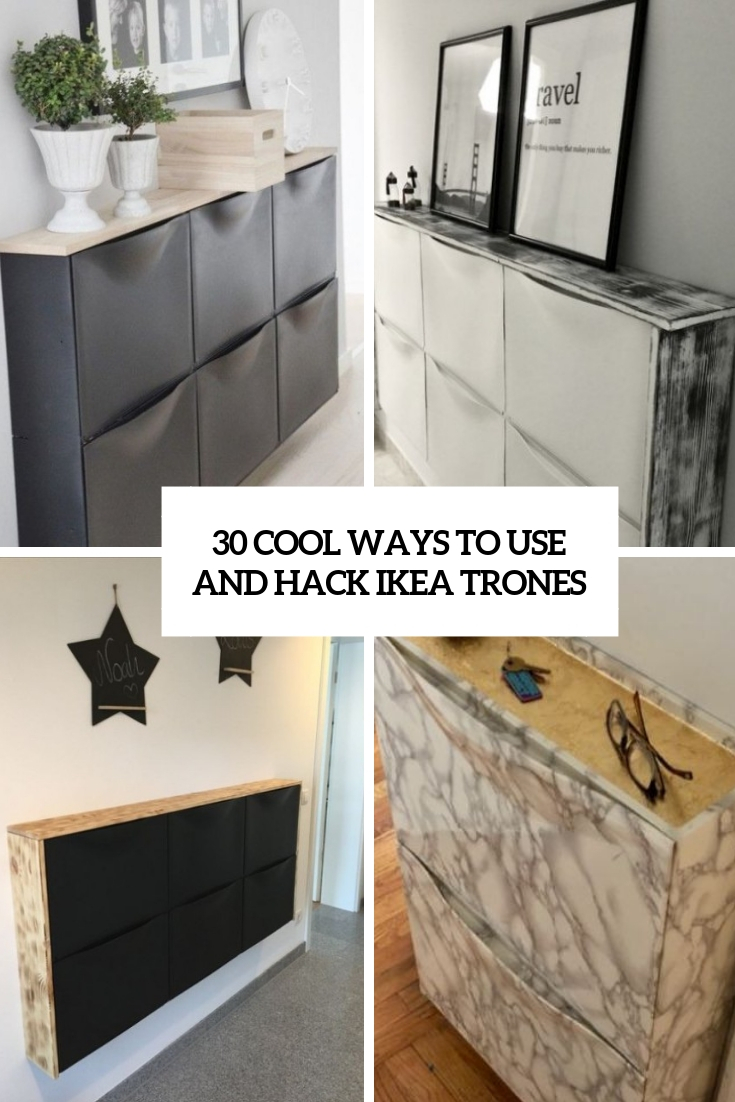 cool ways to use and hack ikea trones cover