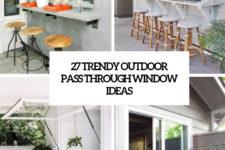 27 trendy outdoor pass through window ideas cover