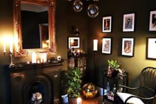 15 lots of candles can be a nice idea for making a moody space brighter and more inviting