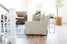 26 enjoy the texture and look of natural wood of your hardwood floors, this is real luxury