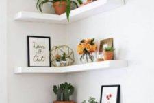 creative use of LACK shelves
