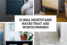 25 ikea nighstand hacks that are worth pinning cover