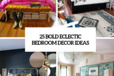 25 bold eclectic bedroom decor ideas cover