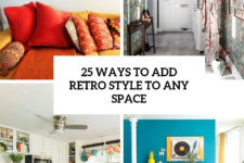 25 ways to add retro style to any space cover