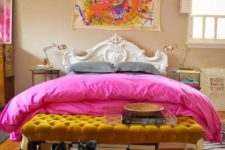 eclectic decor is about mismatching furniture
