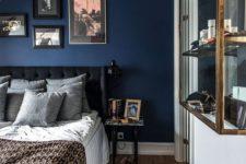 a practical attic bedroom design