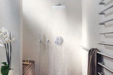 21 choose a rain shower head to wash all the stress out easily at the end of the day
