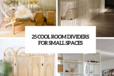 25 cool room dividers for small spaces cover