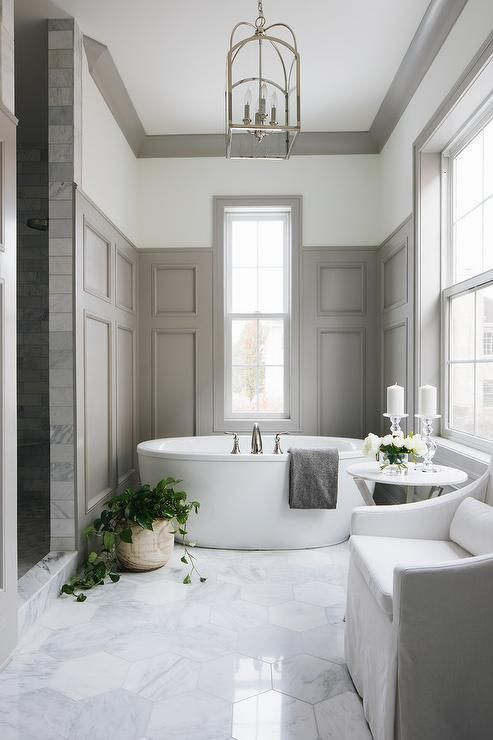 25 Popular Transitional Bathroom Decor Ideas Digsdigs