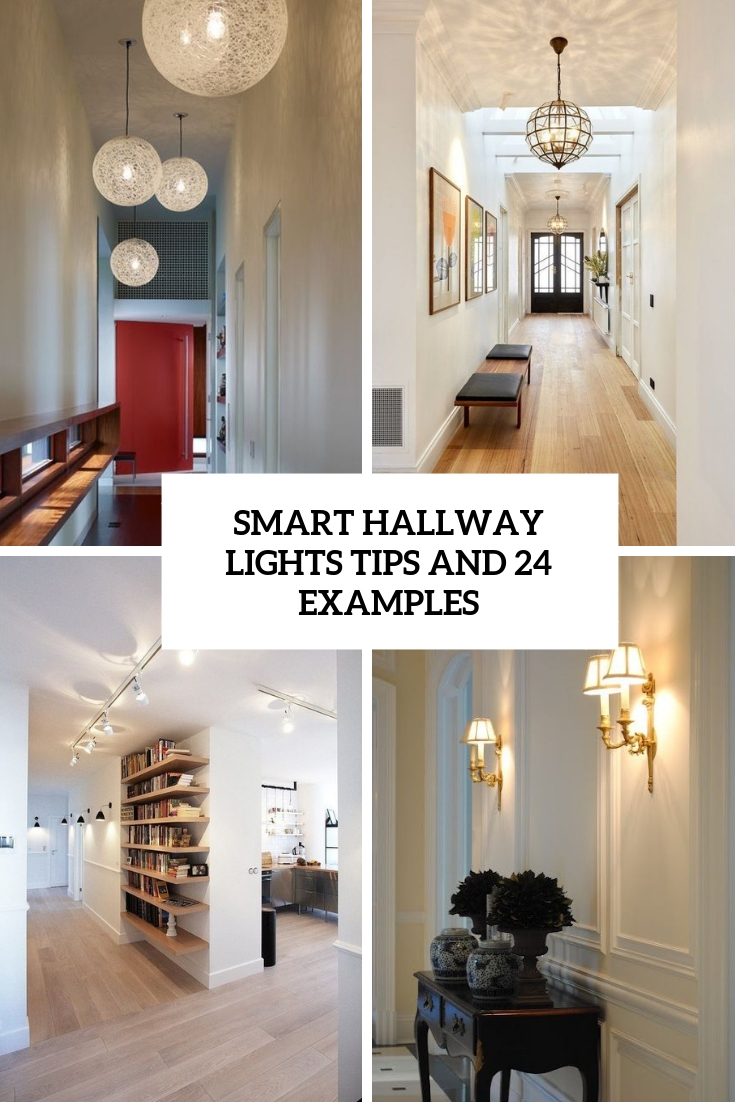 smart hallway lights tips and 24 ideas cover