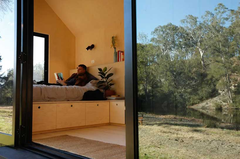 sliding doors are perfect to bring outdoors in