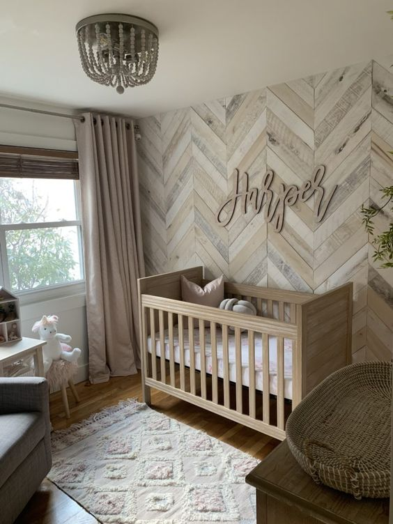 25 Trendy Farmhouse Nursery Decor Ideas Digsdigs