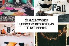 22 halloween bedroom decor ideas that inspire cover