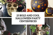 25 bold and cool halloween party centerpieces cover