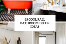 25 cool fall bathroom decor ideas cover