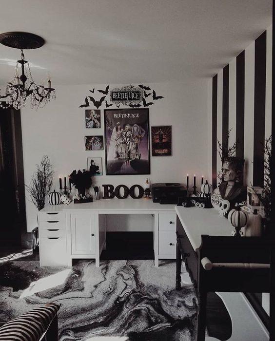22 Halloween Bedroom Decor Ideas That Inspire Digsdigs