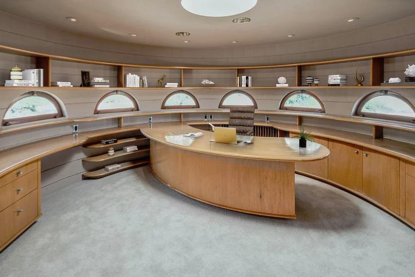circular home office design