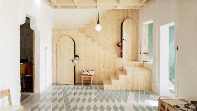 Plywood House Celebrates Mallorca's Craft Traditions