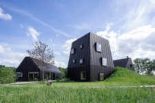 01 Villa Vught was inspired by Dutch farmhouses and is a fresh take on them