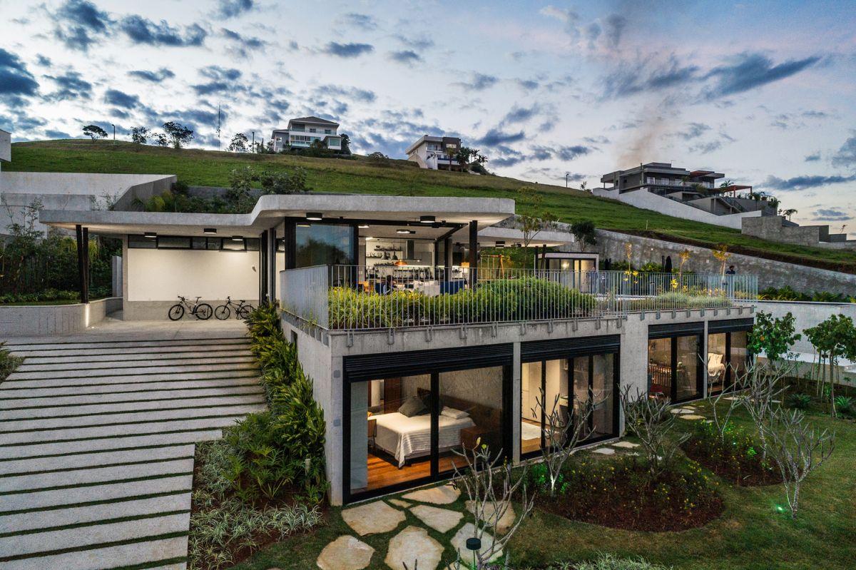 basement modern house inspiration