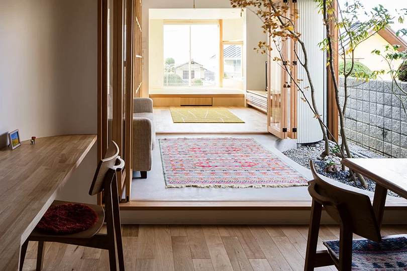 All the solutions are practical and smart, which is a usual thing for Japanese minimalism