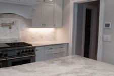 12 granite countertops are too borign and too traditional, and they are totally out this year